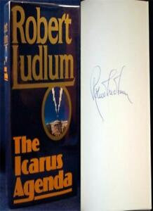 The Icarus Agenda By Robert Ludlum. 9780246125743