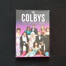 The Colbys - The Complete Series - DVD (12-Disc) UK R2 Box Set - Every Episode