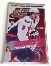 2009-10 Upper Deck Hockey Series 2 HOBBY Pack Young Guns Auto Rookie Patch Jsy?