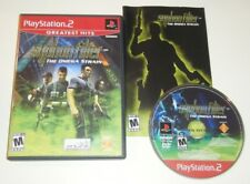 Syphon Filter: The Omega Strain GAME for Playstation 2 PS2 system GC GH ONLINE