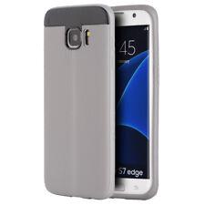 Samsung Galaxy S7 Edge T Style Anti-slip Case (Gray)