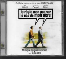 CD BOF/OST 19 TITRES--JE REGLE MON PAS SUR LE PAS DE MON PERE--M.BEACCO