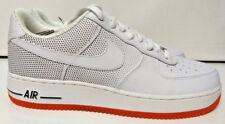 Nike Air Force 1 Low Premium Size 10 Futura Be True White Orange Shoe 318775-112