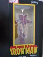Diamond Select Marvel Comic Gallery Iron Man Figure PVC Statue Diorama