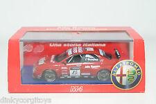 M4 ALFA ROMEO 156 GTA WTCC 2007 JAMES THOMPSON MINT BOXED