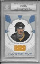 02-03 BAP Ultimate Memorabilia 3rd Edition All-Star MVP Mario Lemieux Jersey /40