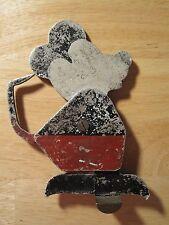 Antigüedad Carnaval Diversiones Parque Tiroteo Objetivo Early Raro Mickey Mouse