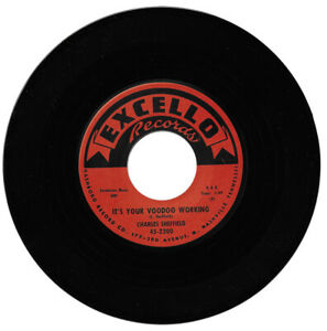 Charles Sheffield It's Your Voodoo Working/Rock & Roll Train Northern Soul/R&B