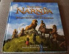 STEP INTO NARNIA A JOURNEY THROUGH THE LION THE WITCH AND THE WARDROBE HC ILLUS
