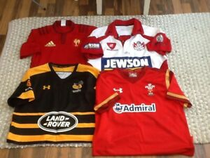 OFFICIAL RUGBY SHIRT COLLECTION S/MANS