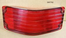 1966 Pontiac Catalina Wagon NOS Tail Lamp Lens Right Hand, 5957762