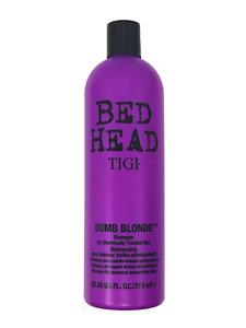 Tigi Bed Head Dumb Blonde Shampoo 25.36 Oz, For Chemically Treated Hair
