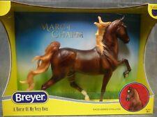 Breyer NEW * WGC Marc of Charm * Hamilton Saddlebred Traditional Model Horse