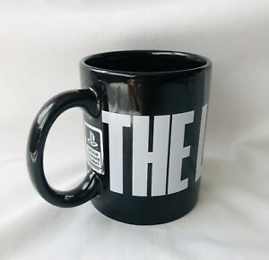 The Last of Us Black And White Ceramic Mug PlayStation Official Licensed Product