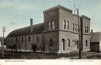 Postcard Armory in Chariton, Iowa~124263