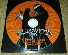 RARE ICP HALLOWICKED 2004 CD SINGLE MURDA CLOAK INSANE CLOWN POSSE ABK ESHAM