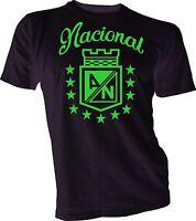 Atletico Nacional Colombia Medellin Futbol Soccer T Shirt Camiseta Postobon 01
