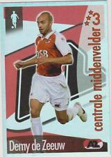 All Stars TCG 2008/2009 Trading Card Demy de Zeeuw AZ Alkmaar