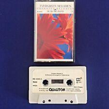 CLASSICAL CASSETTE-Deák Big Band – Evergreen Melodies 2 -Qualiton 1984