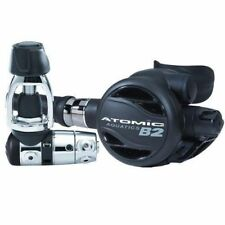 Atomic Aquatics B2 Scuba Diving Yoke Regulator