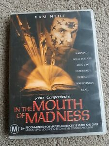 In the Mouth of Madness (DVD, 2005)