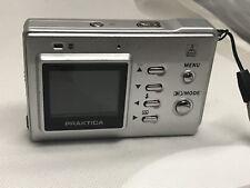 PRAKTICA DC DC Slim 315 3.1MP Digital Camera - Silver