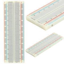 1Pc MB-102 830 Solderless Breadboard Tie Points 2 Buses Test Circuit for Arduino