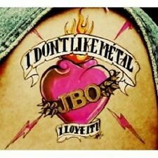 "J.B.O. ""I don 't like METAL I Love It"" 2 CD DIGIPACK NEUF"