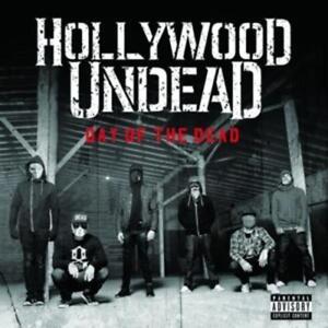 Day Of The Dead (Deluxe Edt.) von Hollywood Undead - NEU UND OVP