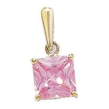 Unbranded Pink Fine Pendants