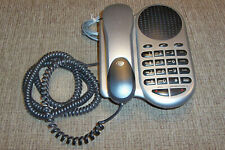Durabrand Corded Telephone Black & Silver Desk Or Wall Mount