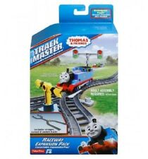 Fisher Price Trackmaster Thomas & Friends Raceway Expansion Pack ~NEW~