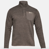 Under Armour Specialist Henley 2.0 (L) Maverick Brown