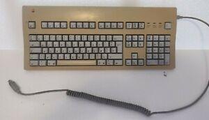 TASTIERA Macintosh Apple II VINTAGE M3501 keyboard
