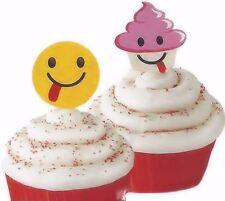 Emoji Cupcake Fun Pix 24 ct from Wilton #1276 - NEW