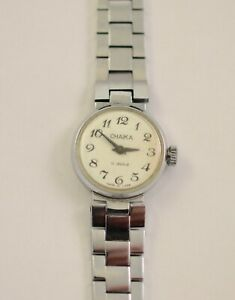 VINTAGE RUSSIAN SOVIET USSR LADIES SWRISTWATCH CHAIKA