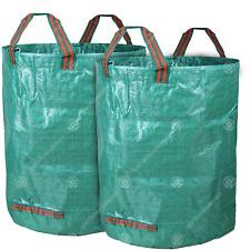 More details for gardenersdream 2 x round garden waste bags - heavy duty reinforced refuse sacks