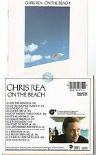 CHRIS REA on the beach CD ALBUM magnet