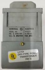 GE General Electric 9T51Y125 Trocken Typ Transformer, 150KVA, 120/240VAC