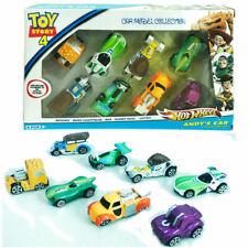 8 Toy Story Woody Jessie Buzz Rex Lotso Slinky Dog Model Diecast Car Vehicle Toy