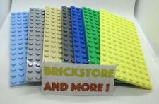 Lego - Plaque Plate 8x16 16x8 92438 - Choose Color & Quantity