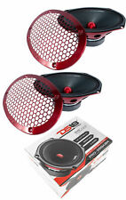 2) DS18 PRO-X694BM 6x9 Midrange Loud Speakers 1100W 4 ohm Pro Car Audio Mid Bass