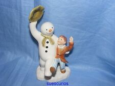 John Beswick The Snowman & James Dancing JBS2 Raymond Briggs