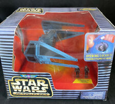 Micro Machines Galoob RARE Vintage Star Wars Action Fleet TIE Interceptor R2