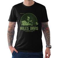 Miles Davis Vintage T-Shirt, Jazz Singer Tee, Men's All Sizes