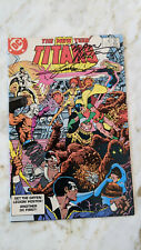 New listing The New Teen Titans Vol 1 #37, Signed Wolfman/Perez, Dc '83 Nm