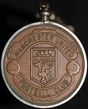 More details for manchester united 'european, f.a., 1st div., 2nd div. cup' medal | km coins