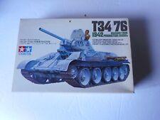 T34/76 1942 Russian Tank Production Model Open Box