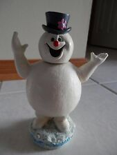 Vintage Frosty The Snowman Bobblehead LE Figurine Collectible Mervyn's 2001
