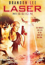LASER MISSION - DVD - Region 1 - Sealed